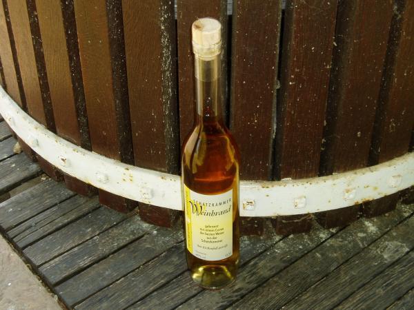 Schatzkammer Weinbrand