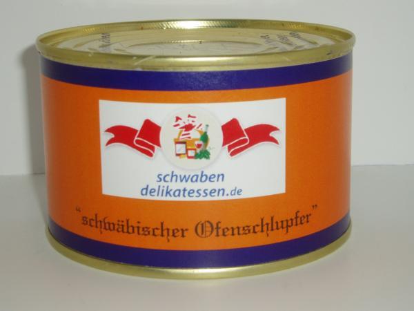 Schwäbischer Ofenschlupfer (Dessertspeise)