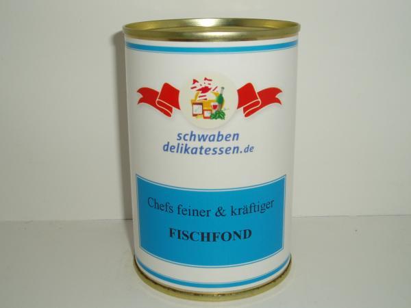 Feiner & kräftiger Fischfond